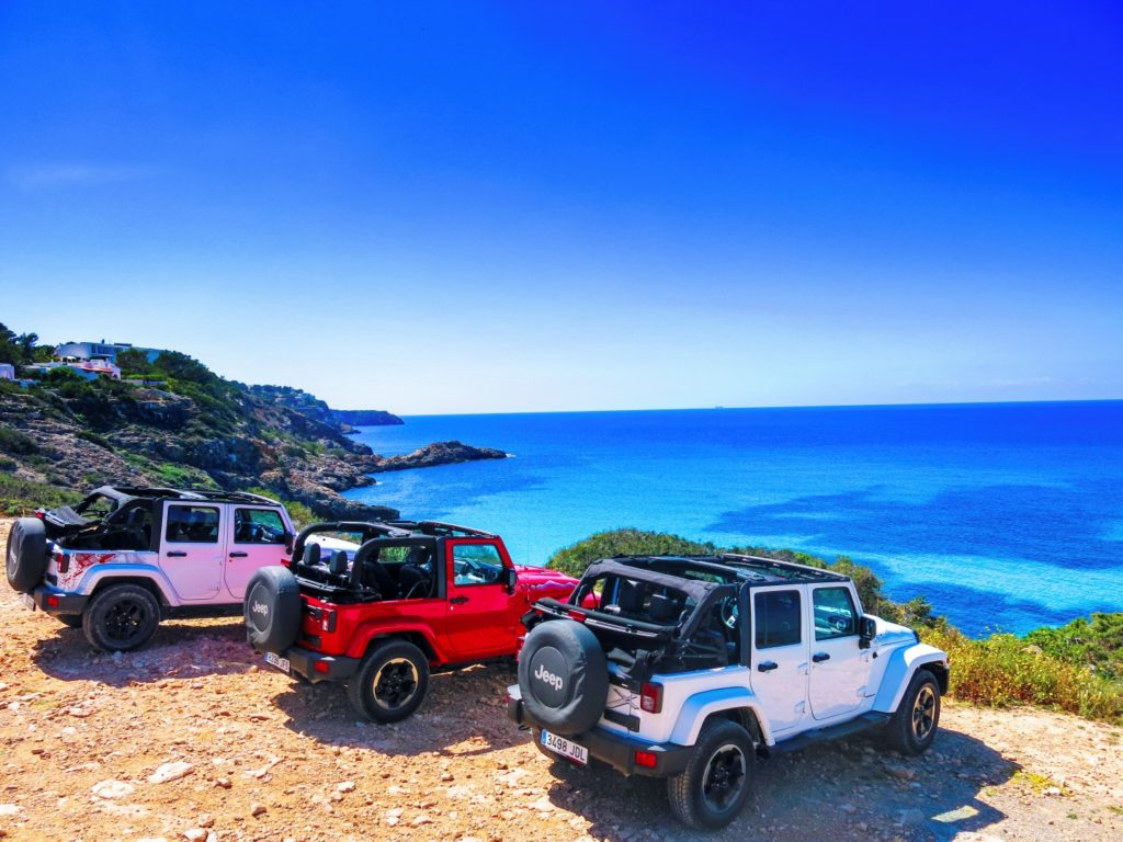 Excursion en Jeep à Mallorca