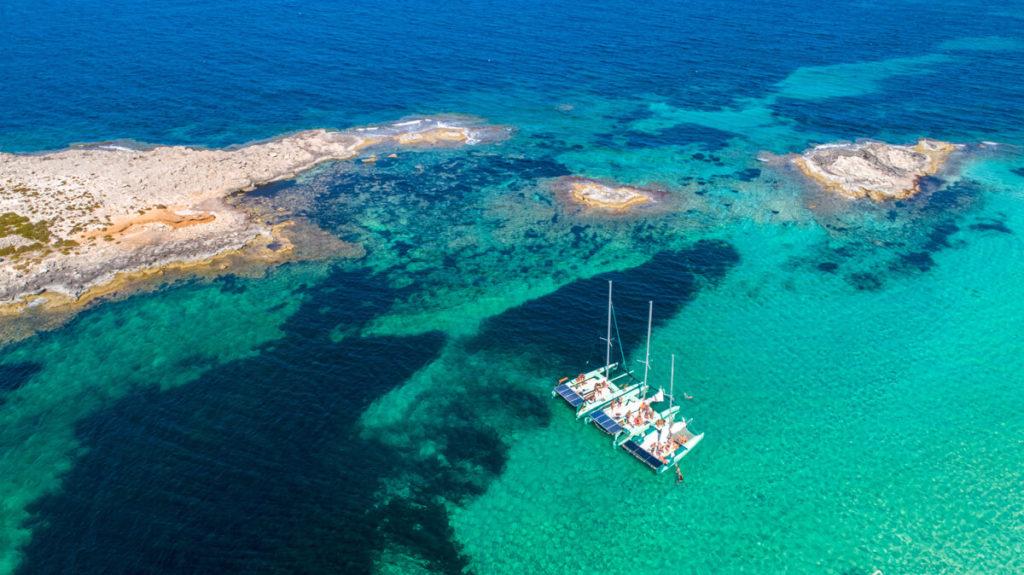 catamaran formentera incentive ibiza